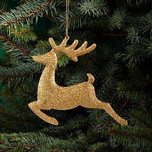 Bloomingdale's Glitter Reindeer Ornament - 100% Exclusive