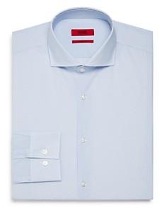HUGO - Circle Micro-Dot Slim Fit Dress Shirt