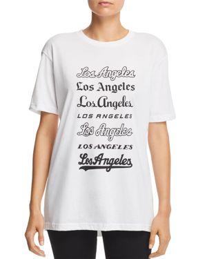 KNOWLITA LOS ANGELES GRAPHIC TEE