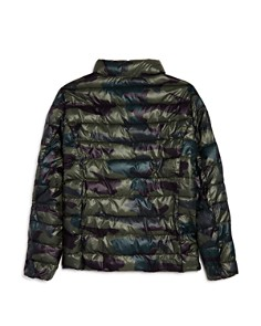 AQUA - Girls' Camo-Print Packable Puffer Jacket, Big Kid - 100% Exclusive
