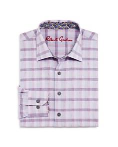 Robert Graham Boys' Plaid Dress Shirt - Big Kid - Bloomingdale's_0