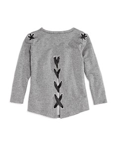 Generation Love - Girls' Ruby Lace-Up Sweatshirt - Little Kid, Big Kid