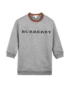 Burberry Girls' Glenda Logo Dress - Little Kid, Big Kid - Bloomingdale's_0