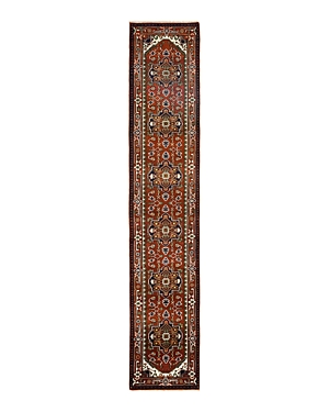 Solo Rugs Serapi 2 Hand-Knotted Runner Rug, 2' 9 x 14' 2