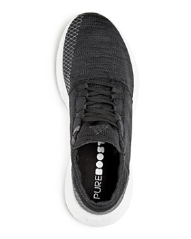 Adidas - Men's PureBoost Go Knit Lace Up Sneakers
