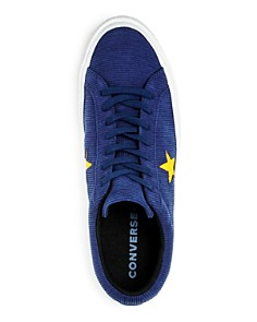 Converse - Men's One Star Lace-Up Sneakers