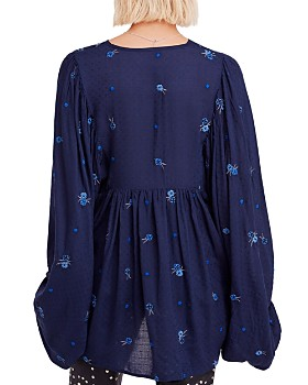 Free People - Kiss From a Rose Tunic Top