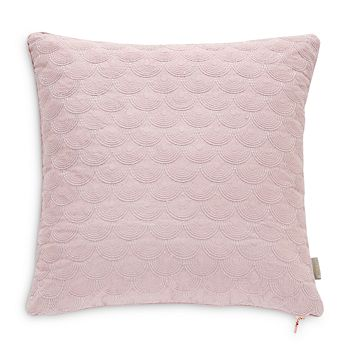 """Ted Baker - Dottie Embroidered Decorative Pillow, 16"""" x 16"""""""