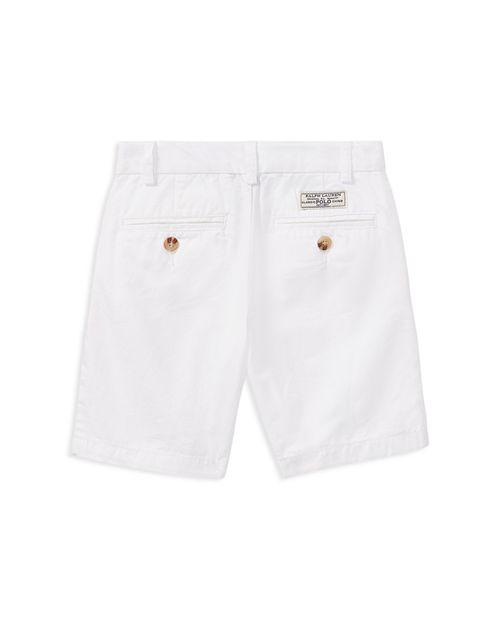c9b6e76ca3 canada ralph lauren boys white shorts c7809 1dedb