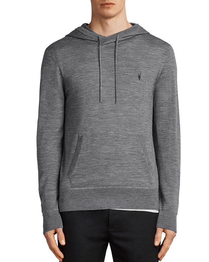 ALLSAINTS - Mode Merino Hooded Sweater