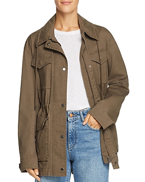 Atm Anthony Thomas Melillo Washed Cargo Jacket