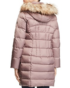 Calvin Klein - Detachable Hood Puffer Coat