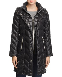 Calvin Klein - Packable Puffer Coat