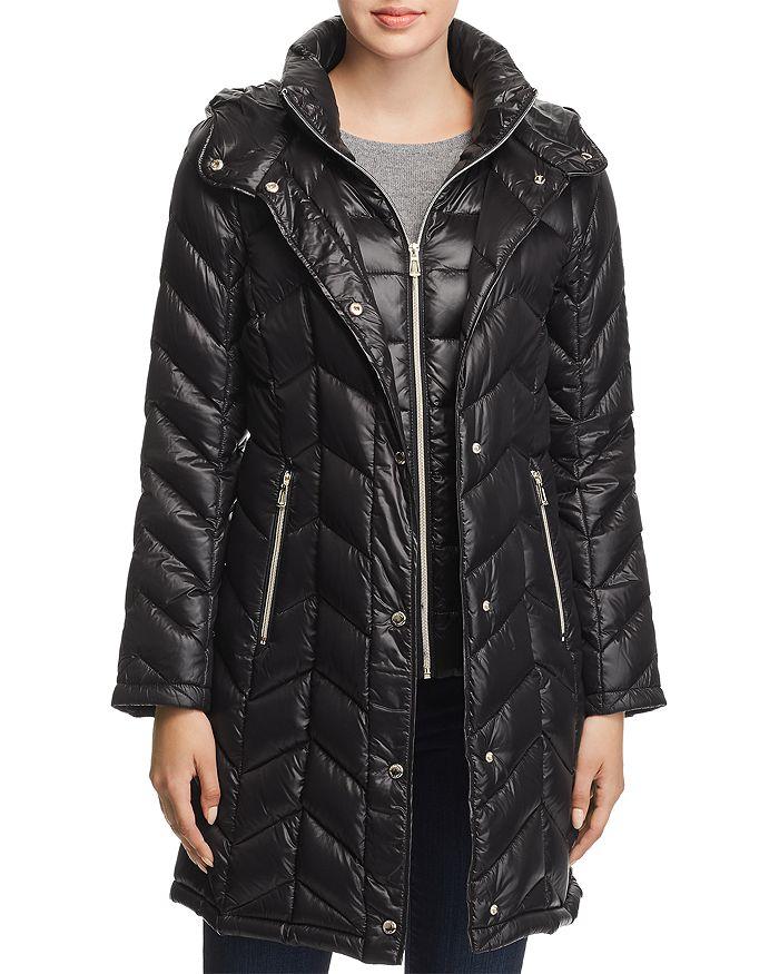 Calvin Klein - Packable Puffer Coat