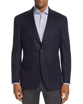 Jack Victor - Regular Fit Cashmere Sport Coat