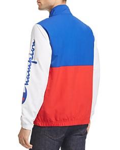 Champion Reverse Weave - Half-Zip Pullover Windbreaker Jacket