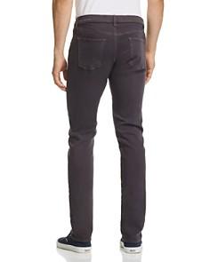 J Brand - Tyler Slim Fit Jeans in Asphalt