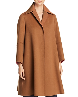 Weekend Max Mara Gabarra Reversible Double-Face Virgin Wool Coat - 100% Exclusive