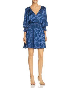 PARKER SANTINA FLORAL DRESS