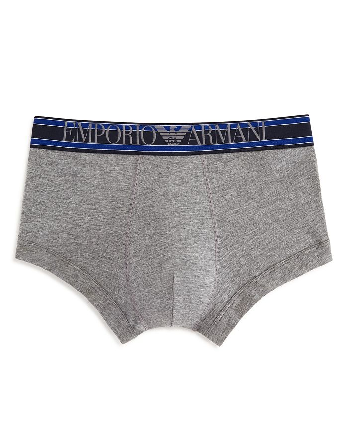 Armani - Highlighted-Logo Trunks