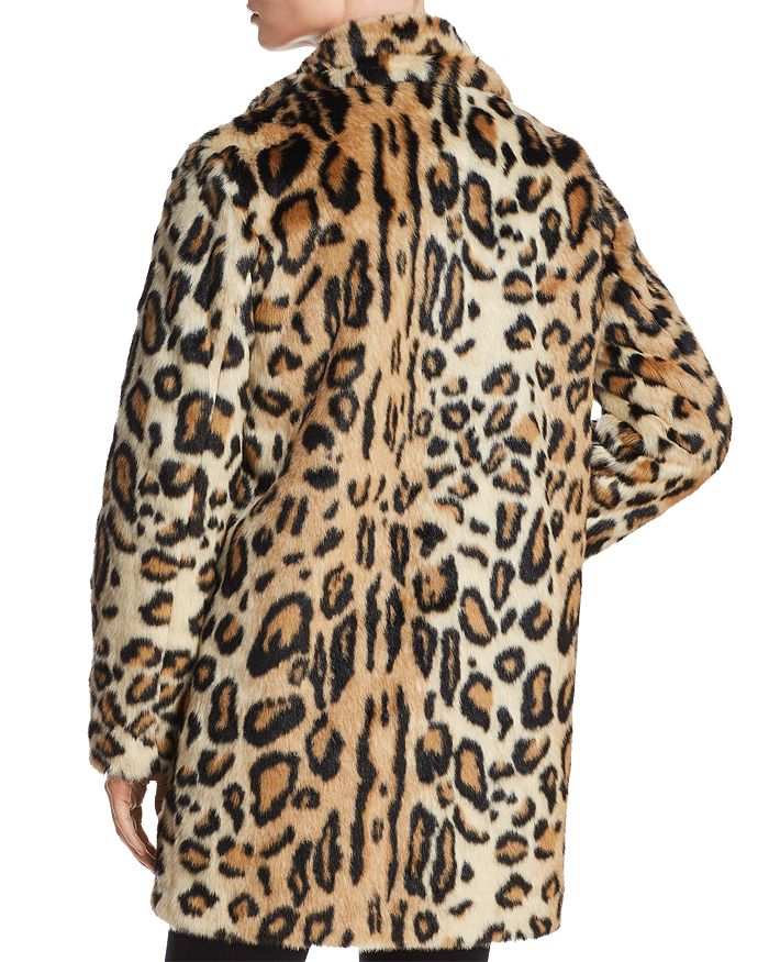 Apparis - Margot Leopard-Print Faux-Fur Coat fd60430f0