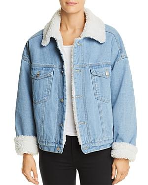 Sage the Label Pretty Lovers Denim Jacket