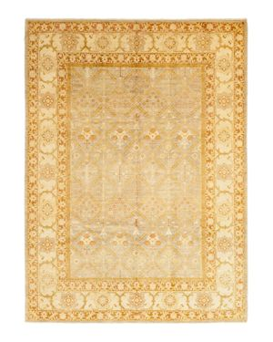 Solo Rugs Oushak 21 Hand-Knotted Area Rug, 10' 2 x 13' 10
