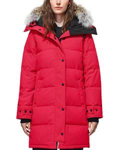 5358d984046 Canada Goose Trillium Fur Trim Parka   Bloomingdale's