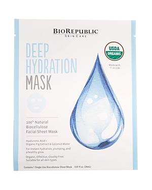 BioRepublic Deep Hydration Sheet Mask