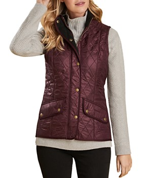 Barbour - Cavalry Diamond-Quilted Gilet ... c739031013