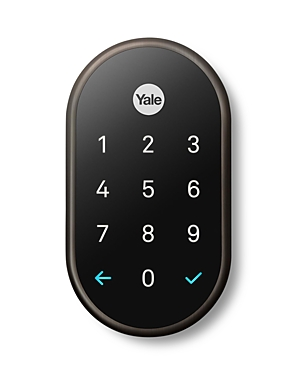 Google Nest x Yale - Smart Lock with Google Nest Connect