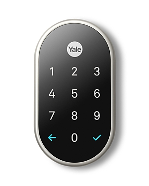 Nest x Yale - Smart Lock with Nest Connect