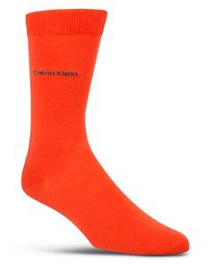 Calvin Klein - Giza Flat Knit Socks