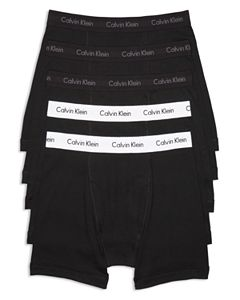 9cd8746ab213 Calvin Klein Microfiber Stretch Boxer Briefs - Pack of 3 ...