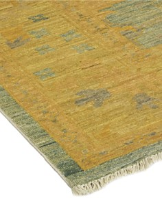 "Solo Rugs - Arts & Crafts Lourdes Hand-Knotted Area Rug, 8'0"" x 9'10"""