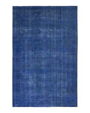 Solo Rugs Vintage Celia Hand-Knotted Area Rug, 9' 10 x 15' 7