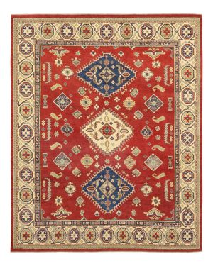 Solo Rugs Kazak Garden Hand-Knotted Area Rug, 8'4 x 10'8