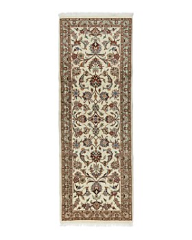 """Solo Rugs - Kashmar Sheena Hand-Knotted Runner Rug, 2'4"""" x 6'6"""""""