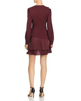 Parker - Nancy Ruffled Mini Dress