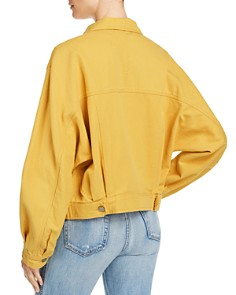 Honey Punch - Boxy Denim Jacket
