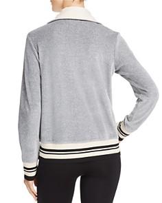 Wilt - Velour Track Jacket