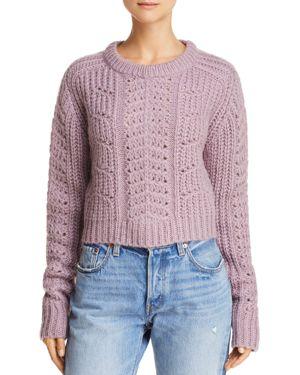 Georgia Sweater, Lilac