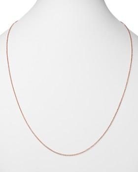 """Dodo - Chain Necklace, 31.4"""""""
