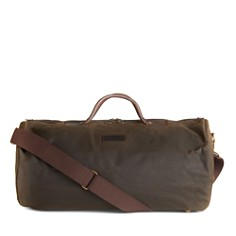 Barbour - Wax Holdall Duffel