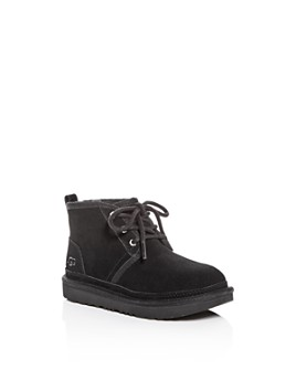 UGG® - Unisex Neumel II Suede Boots - Little Kid, Big Kid