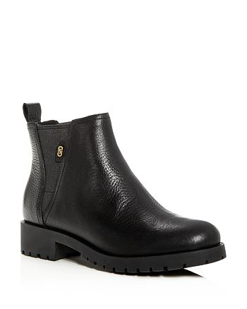 13347f95ec9 Cole Haan Women's Calandra Leather Booties | Bloomingdale's