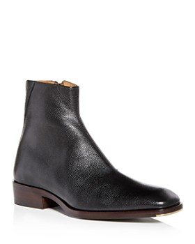 Jimmy Choo - Men's Lucas Leather Square Toe Boots