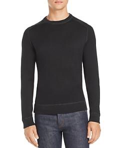 Massimo Alba - Garment-Dyed Cashmere Sweater