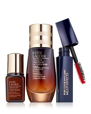 Estee Lauder Beautiful Eyes Gift Set: Repair + Renew For a Fresh, Wide-Open Look