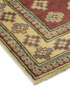 """Solo Rugs - Oushak Marquesa Hand-Knotted Area Rug, 3'6"""" x 5'3"""""""